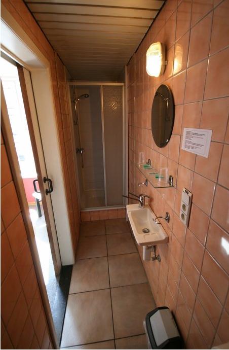 gastenkamer hotel anvers De Panne